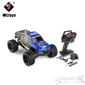 Wholesale WLtoys A323 GHz WD Scale High Speed Brushed Electric RTR RC Car Model Remote Control Toys Cars Big Wheels Truck Toys
