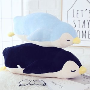 Wholesale NEW Plush toy cm Soft plush pillow stuffed cute Penguin doll Unisex gift wedding present Kids toys