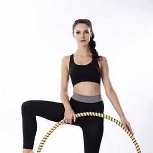 Wholesale Factory Outlet new round of non wheel yoga sports bra professional shock proof fitness quick drying breathable sports underwear ladies ru