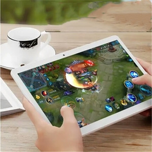 quad can venda por atacado-10 polegadas Tablet PC IPS Android G MTK6592 Quad Core GB GB G Memória pode ser inserida