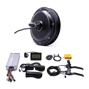Wholesale 2018 V W rear high speed Motor Electric Bicycle eBike Conversion Kits motor wheel
