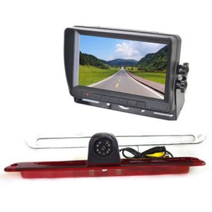 kit mercedes venda por atacado-Vardsafe VS705NM Luz de freio do carro retrovisor reversa Backup Camera Kit para Mercedes Sprinter