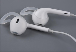 original iphoneX earpods case Earphone Headphone Headset soft Silicone cover For In-ear Earpods Quiet Comfort Eartips free DHL