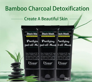 Wholesale best pore mask resale online - Disaar Deep Cleansing Black MASK ML Blackhead Facial Mask hot sale cheap price with best quality