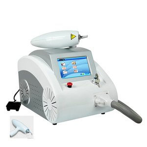 Wholesale Tattoo Removal Machines Touch screen Q switched nd yag laser beauty machine tattoo removal Scar Acne removal