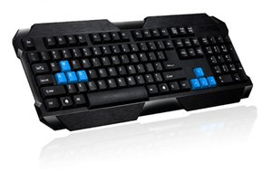 Wholesale Game keyboard genuine goods USB keyboard manufacturers general standard Wired