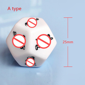Wholesale sex dices resale online - Lowest Price Sex Playing Dice Funny Adult Dice Game Love Romance Erotic Toy Sex Toys for Couples Dados Rpg