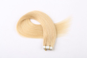 18inch 20inch 22inch 24inch Indian Hair Pu Skin Weft Remy Tape Human Hair Extensions 40pcs lot