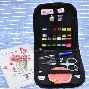 Sewing Needles Portable Mini Travel Household Sewing Box Set Handmade DIY kit Storage Bags Sundries Organizer Home Tools