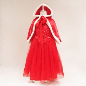 Wholesale Europe and the explosion of Cinderella Princess Dress birthday Hamade Dress Girls Christmas dress clothes