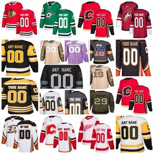 New Supplier Goalie Cut 30-Teams all Customized Montreal Canadiens Vegas Golden Knights Home Away Any Name & NO. own design Jerseys on Sale