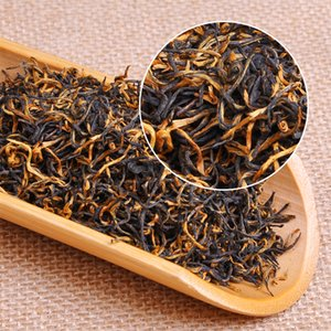 250g Promotions! New tea Honey black tea premium small yellow tips top spring bulk ! High-quality Chinese tea! Free shipping