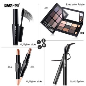 YF280----Cross border for MAANGE 12 make-up suits, beginners make-up