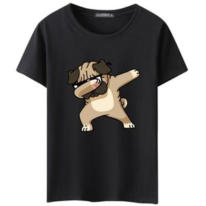 Men's t shirt Dogs Animal cartoon Printed T Shirts Summer Casual High Quality Hipster tee shirts Men