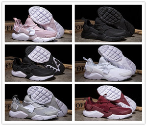 Wholesale 2018 New pattern Air Huarache Five Ultra Running Shoes For Men Women Air Huaraches V Huraches Sports Sneakers Athletic Trainers