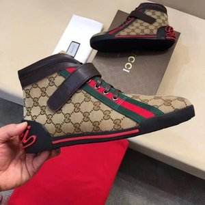 High Quality Designer Top Quality Designer Golden Snake Skin Men Shoes Luxury Brand Chelsea Mens Western Motorcycle Boots Shoes Size 38-44