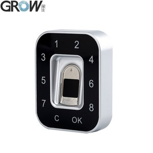 GROW G12 2018 New Design Password Fingerprint Electric Cabinet Lock For Office Home Bank Gym Room on Sale