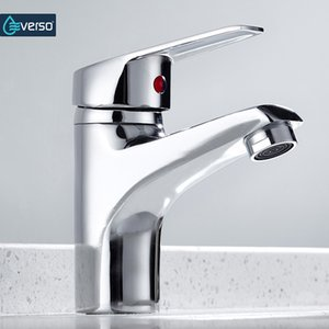 Wholesale Best sale Bathroom Basin Sink Faucet Chrome Single Handle Kitchen Tap Faucet Mixer hot and cold water hose Chrome Finished