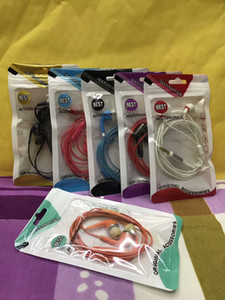 Wholesale 9 cm cm cm Zip Lock Plastic Bag for Mobile Phone Accessories Earphone USB Cable Car Charger