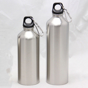 Wholesale Stainless Steel Water Bottles Flask Double Wall Vacuum Insulated Bottle Sports Travel Climbing Hiking Bottles ML ML