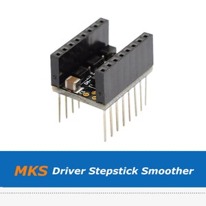 Wholesale smoother 3d printer for sale - Group buy 5pcs D Printer Parts MKS Driver Type Stepstick Smoother Protector For A4988 Drv8825 Stepper Motor Driver