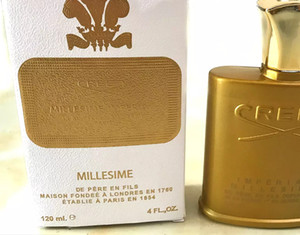 Wholesale New Creed Imperial Millesime Perfume ml Men Gold Bottle With Long Lasting High Fragrance Good Quality