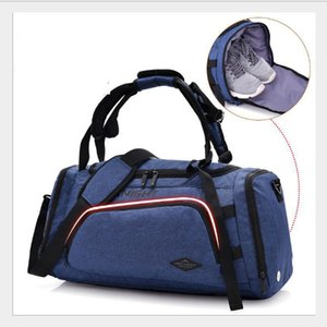 HW-25 Organizer waterproof multi color gym travel luggage duffle bags sport bag for free shipping!