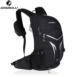 Wholesale ANMEILU L Bicycle Backpack Moutain Hiking Climbing Bag Bike Rucksack with Rain Cover Waterproof Cycling Backpack No Water Bag