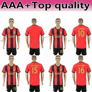 Wholesale FC Men MLS Soccer Jersey Atlanta United Set Miguel Almiron Josef Martinez Greg Garza Football Shirt Kits Uniform Team Red