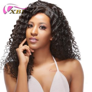 xblhair curly human hair full lace wigs virgin human hair within body wave and straight hair wigs