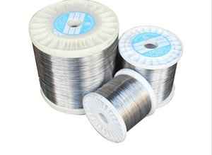 Wholesale nichrome wires resale online - Nichrome Wire g g g g g g g Gauge Nichrome80 Heating Wire Coils for E cigarette DIY RDA Atomizers Resistance Cr20Ni80