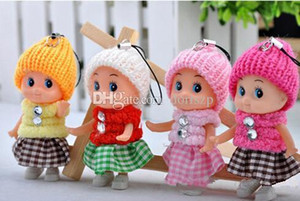 New Kids Toys Dolls Soft Interactive Baby Dolls Toy Mini Doll For Girls good cheap gift free shipping