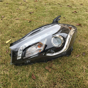 Wholesale OEM Quality Brand New Suzuki SX4 S-Cross Xenon LED   HID Light Headlamp Front Headlight Left + Right for Suzuki S-cross 2017-2018