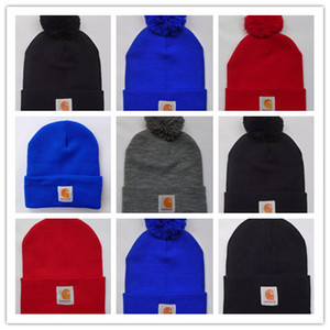 Wholesale New Spring winter men fashion brand car Hart Women knitted hat casual Hip Hop outdoor warm skull caps female gorros Beanies