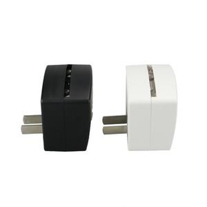 Mini RGB LED Lamp Base Built-in Light Sensor US Wall Plug US Socket 7 RGB Lights for Acrylic Plate