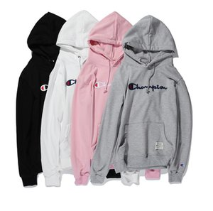 Wholesale New Fashion Hoodie Men Women Sport Sweatshirt Size S XXL Color Cotton Blend Thick Designer Hoodie Pullover Long Sleeve Streetwear