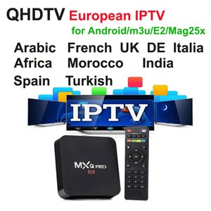 2000+ VOD films Arabic Sports French UK DE QHDTV 1Year 1300+ Europe Streaming IPTV Account Apk for Android mag250 254 Enigma2 m3u MXQpro