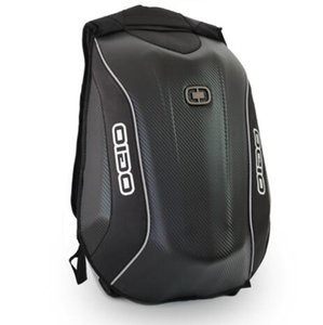 New Arrivals OGIO 5 Max Knight Backpack Waterproof Motocross Backpack Laptop Bag Multifunctional Carbon Fiber Hard Shell Bag