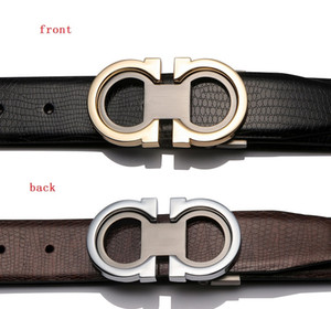 Wholesale high quality luxury style Brand F Genuine Leather ceinture belt for mens womens accessories designers strap man Jeans belts