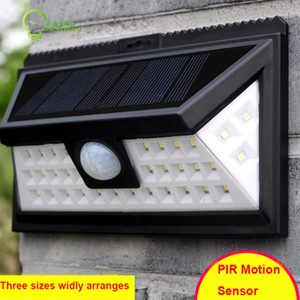 24led 36led 48led 54led SOLAR MOTION SENSOR LIGHT SOLAR POWERED LED PIR HUMAN INDUCTUON GARDEN LIGHT