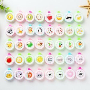 Wholesale Summer Baby Mosquito Repellent Badge Button Pregnant Women Anti mosquito Button Pregnant Woman Mosquito Buckle Cartoon Kids