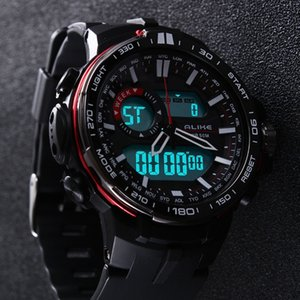 Wholesale 2017 New Brand ALIKE Casual Watch Men G Style Waterproof Sports Military Watches Shock Men s Luxury Analog Digital Quartz Watch
