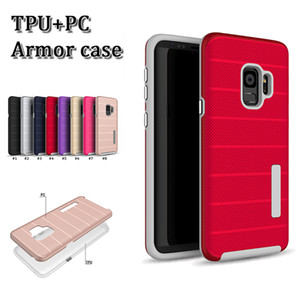 Wholesale 2 in tpu pc hard armor case cellphone protector anti sweat anti fingerprint shockproof protector back cover for iphone X XR XS MAX