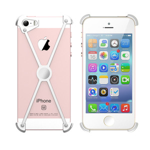 Wholesale For iPhone iphoneSE Case Unique Bikini metal shatter resistant metal PC Material phone case sizes