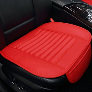 Wholesale Colorful car seat cushion Anti slip front seat cover leather Car Single Covers auto Cover cushion
