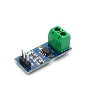 Free Shipping! Wholesale 1 Piece SAMIORE ROBOT Hot Sale New 30A Range ACS712 Current Sensor Module