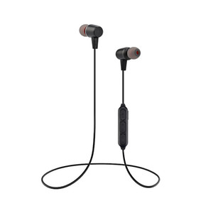 Wholesale bluetooth earphone best resale online - wireless bluetooth earphones magnetic headphones sports running stereo earbuds headsets with mic best cordless earbuds for iPhone Samsung
