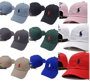Wholesale Curved Brim Fitted Trucker polo Hat Brand I LOVE YOU Snapnack Hat Letter Baseball Cap Women Men Hip Hop Bone polo Cap casquette