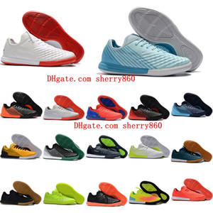 2018 MagistaX Finale II IC indoor soccer shoes magista x futsal men cheap magista obra soccer cleats original football boots Mens
