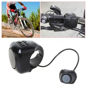 Wholesale Bicycle Alarm Anti Theft Horn Password Lock Vibration Waterproof Control Cycling